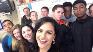School tour_Millville HS 1
